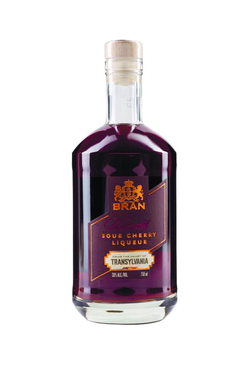 Bran Sourcherry Liqueur