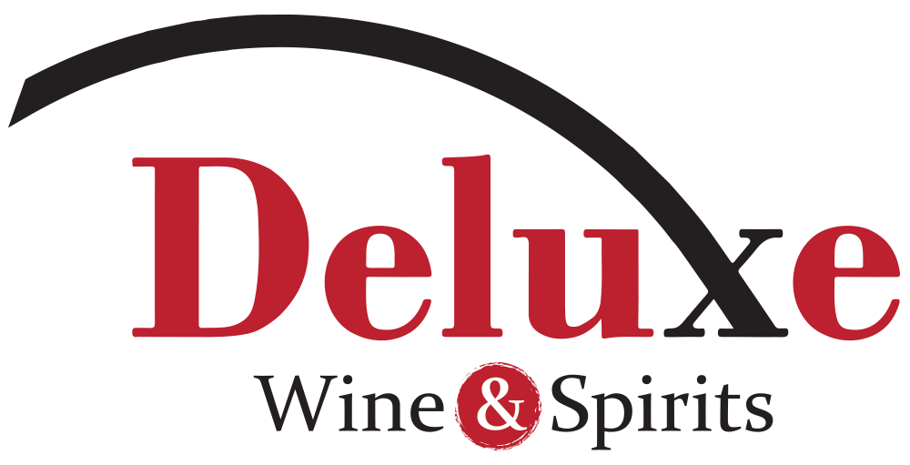 Deluxe Wine and Spirits logo
