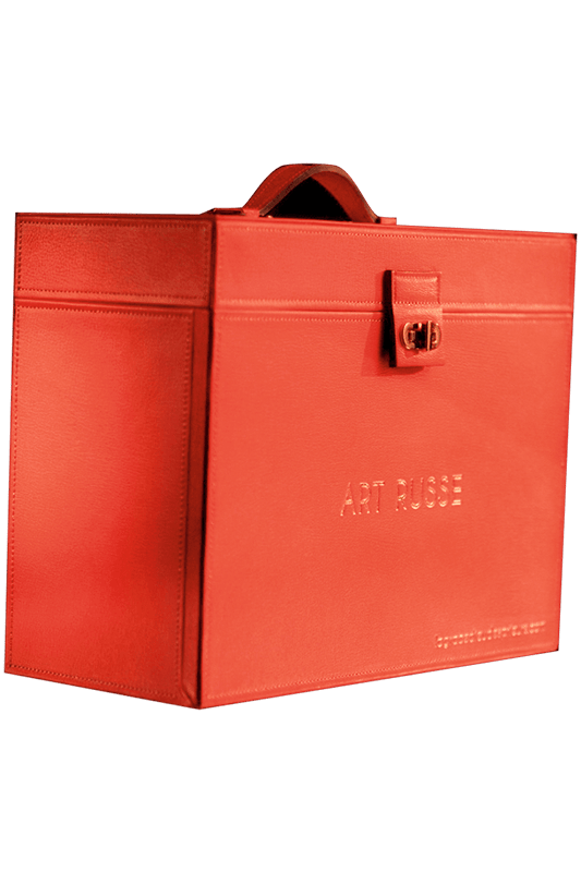 ART RUSSE Leather case