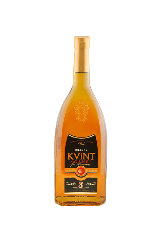 BRANDY Kvint VS KOSHER FOR PASSOVER AGED 3 years