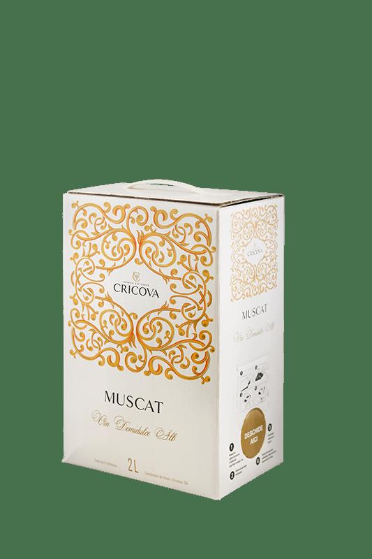 Cricova Muscat 2L