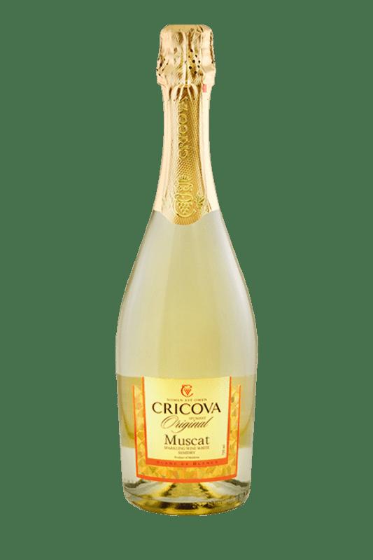 CRICOVA Sparkling Wine Muscat