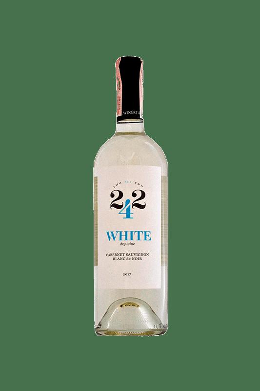 KVINT 242 White Cabernet-Sauvignon
