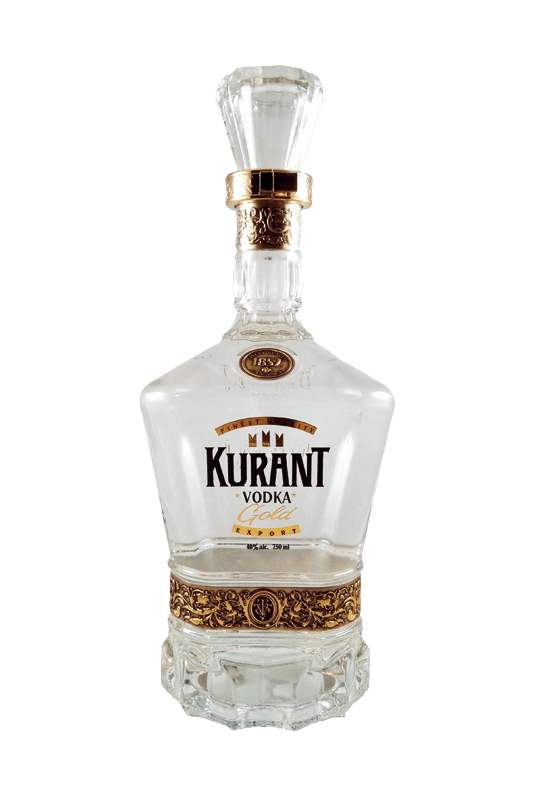 Vodka KURANT Gold