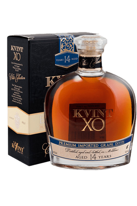 DIVIN Kvint XO Elite collection SURPRISE 14 years old