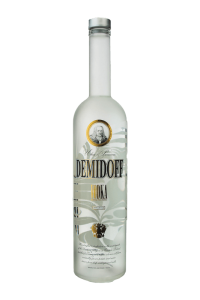 Vodka DEMIDOFF Ultra Premium