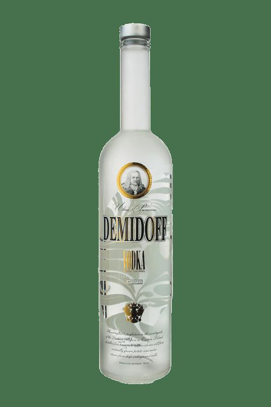 Vodka DEMIDOFF Ultra Premium