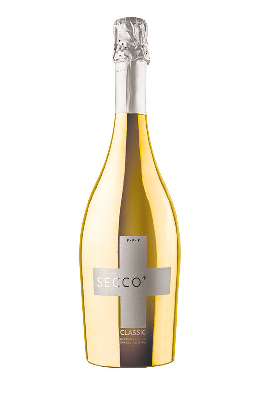 SECCO+ Classic Sparkling Wine 750ml
