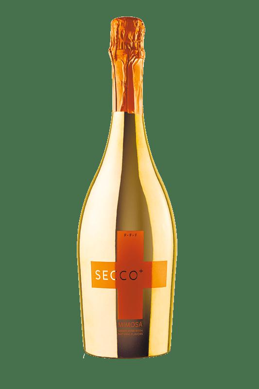 SECCO+ Mimosa Sparkling Wine 750ml