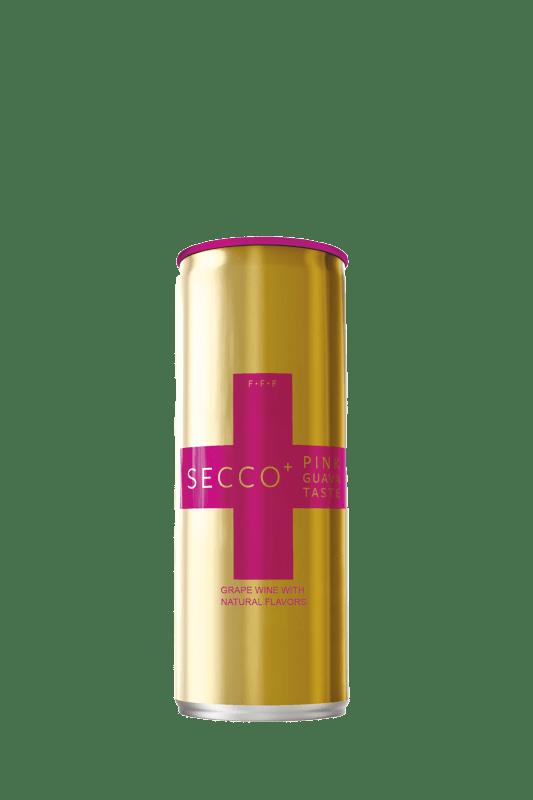 SECCO+ PINK Guava CAN
