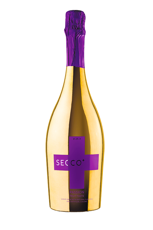 SECCO+ Passion Fruit