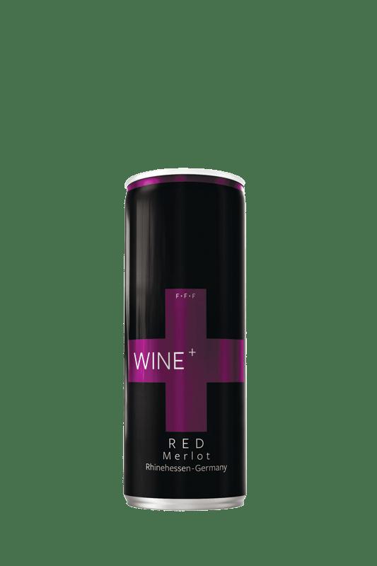 WINE+ RED MERLOT