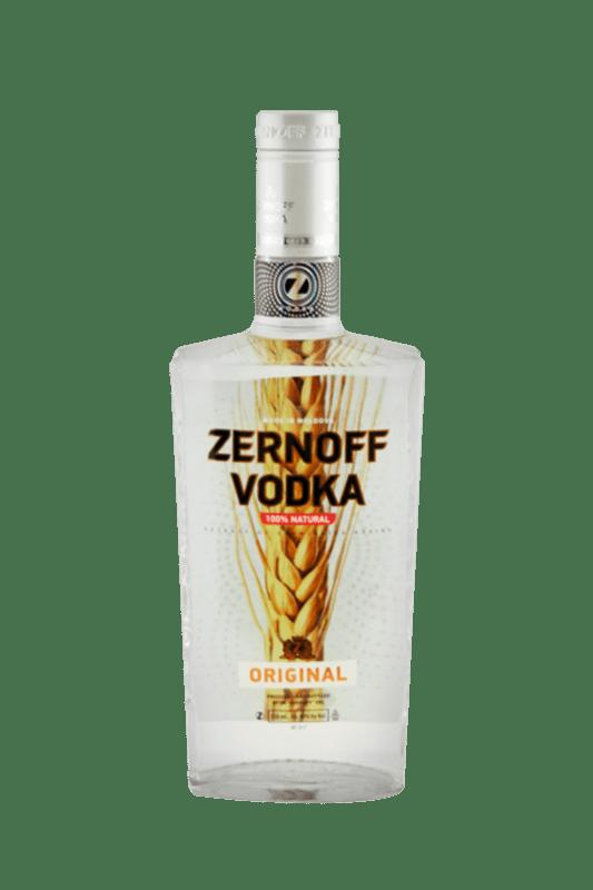 Zernoff Vodka ORIGINAL 750 ml