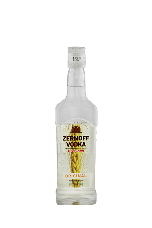 ZERNOFF Vodka Original 375ml