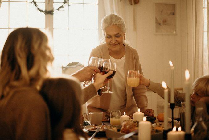 Thanksgiving Wine