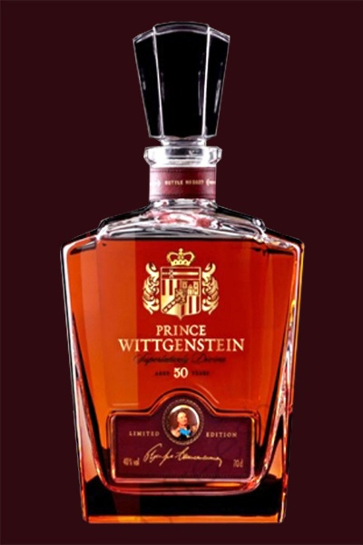KVINT XXO 50 Years Old Moldova's Secret Cognac