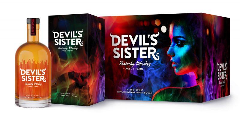 devil's sister whiskey original box