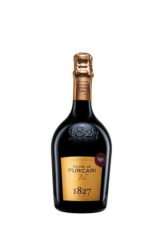 Cuvée de Purcari Brut White Wine